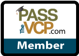 Pass the VCP Member Badge